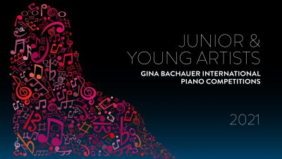 Gina Bachauer Junior International Piano Competition 2021