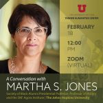 A Conversation with Martha S. Jones