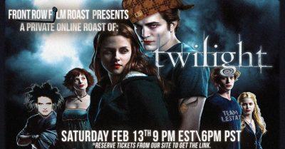Free Online Valentine's Roast of Twilight