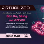 Virtualized: Ben Ra, $liing and Arcvne