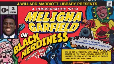 A Conversation with Meligha Garfield on Black Nerdiness