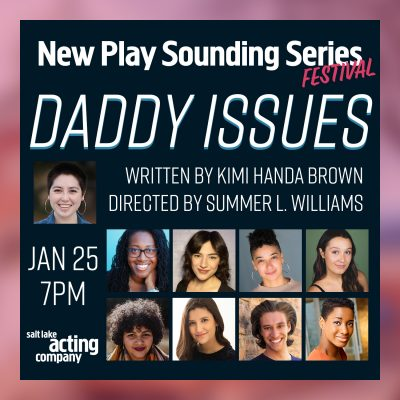 NPSS Festival: DADDY ISSUES by Kimi Handa Brown