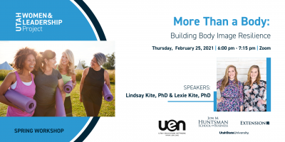 More Than a Body: Building Body Image Resilience