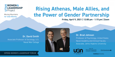 Rising Athenas, Male Allies, and the Power of Gender Partnership