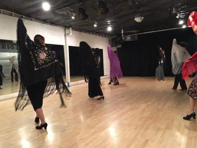 Intermediate Flamenco on Zoom!
