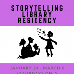 Storytelling Library Residency