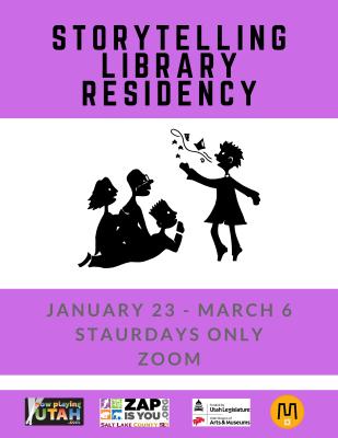Storytelling Library Residency