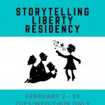 Storytelling Liberty Elementary Residency