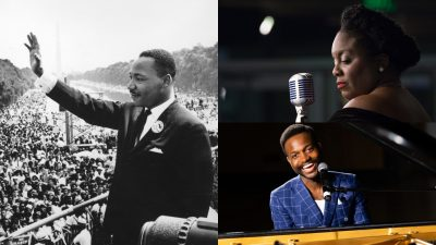 Martin Luther King Day Celebration ft. Joshy Soul & The Cool and Dee-Dee Darby Duffin