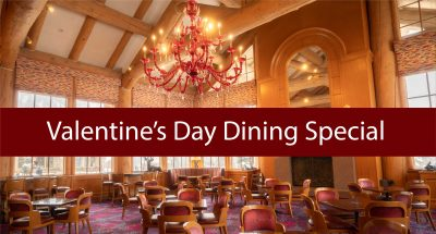 Valentine's Day Dining Special