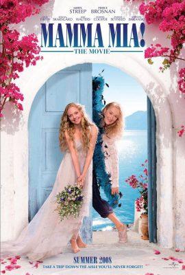 Peery's Egyptian Theater's Classic Movie Series Mamma Mia