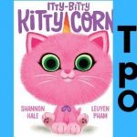 TKE presents ONLINE | Shannon Hale & LeUyen Pham | Itty-Bitty Kitty-Corn