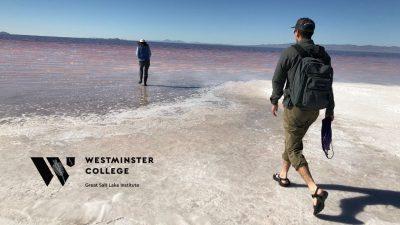 Salty Science Series: Am I on Mars or Great Salt Lake?
