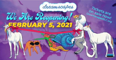 Dreamscapes Grand Reopening!
