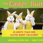 2021 Easter Bunny Train