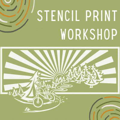 Stencil Print Workshop