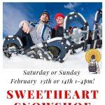 Sweetheart Snowshoe