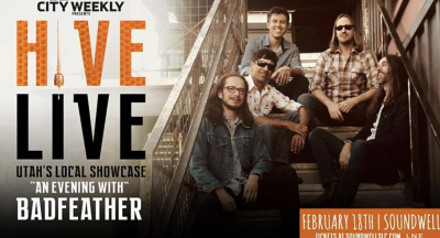 HIVE LIVE ft Badfeather