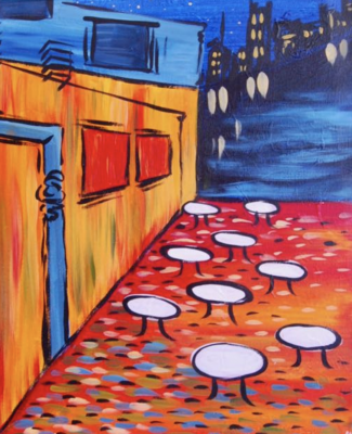 Van Gogh's Cafe - 21+