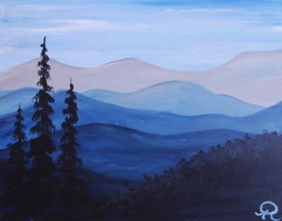 Blue Mountains - 21+