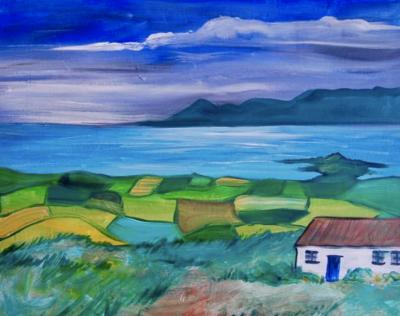St. Patrick's Day: Irish Countryside - 21+