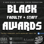 Black Faculty + Staff Awards