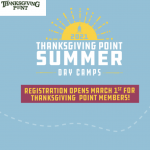 Thanksgiving Point Summer Day Camp Ticket Pre Sale