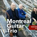 California Guitar Trio + Montreal Guitar Trio- RESCHEDULED