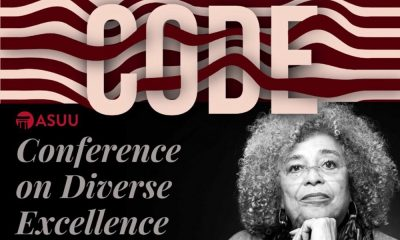 CODE 2021 Transformative Voices with Dr. Angela Davis