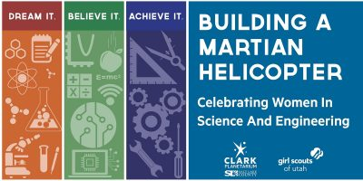 Building a Martian Helicopter: Celebrating Women I...