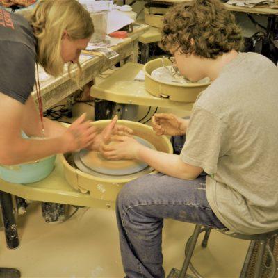 Ceramics Classes | Age 10-19