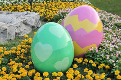 2021 Giant Easter Egg Competition