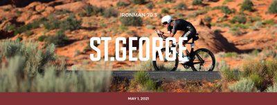 Ironman 70.3 St. George 2021