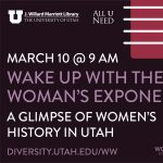 Wake Up with the Woman's Exponent - Panel Discussion