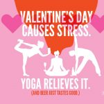 Yoga and Beer Valentine's Day Edition