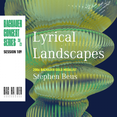 Lyrical Landscapes: Stephen Beus in Concert