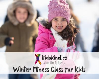 Kidokinetics Preschool Sports Fitness Class - 1st ...