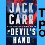 TKE presents ONLINE | Jack Carr | The Devil's Hand: A Thriller