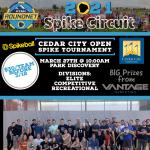 Cedar City Spikeball Open Tournament