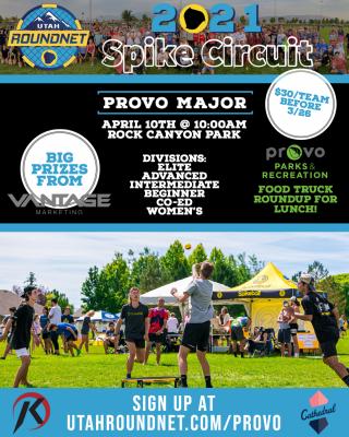 Provo Spikeball Tournament