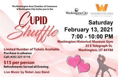 "2021 Valentines Dance - ""Cupid Shuffle"""