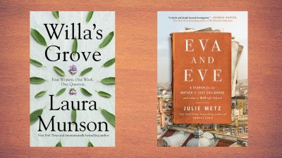 Virtual Event: Laura Munson and Julie Metz in Conv...
