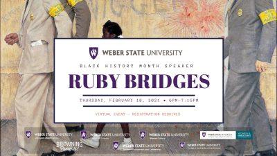 WSU Black History Month Speaker: Ruby Bridges
