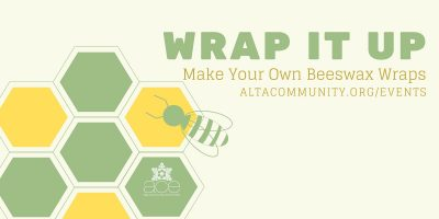 Wrap It Up: Make Your Own Beeswax Wraps