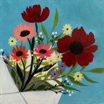 Sending You Love Painting