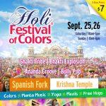 Holi Festival of Colors Spanish Fork 2021