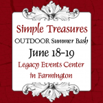 Simple Treasures Summer Bash Boutique