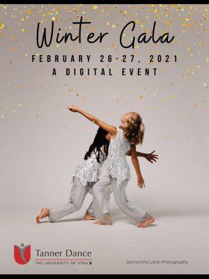 Tanner Dance Winter Gala a Digital Event