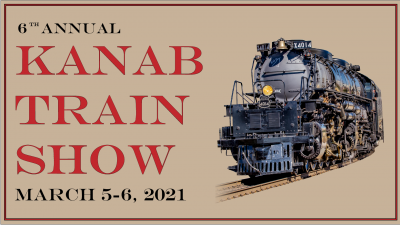 Kanab Train Show 2021