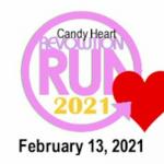 2021 Revolution Run - Candy Heart Run